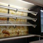 GAMO Back-Master 320 bakkers verkoopwagen broodplanken aluminium