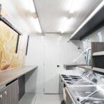 GAMO Back-Master 320 bakkers verkoopwagen doorgangsdeur