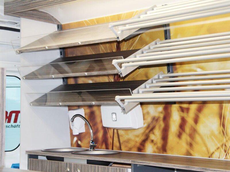Broodplanken aluminium