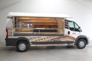 GAMO Back-Master 320 bakkers verkoopwagen