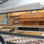 GAMO Back-Master 320 bakkers verkoopwagen toonbank