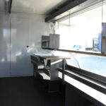 GAMO Back-Master 380 bakkersverkoopwagen interieur