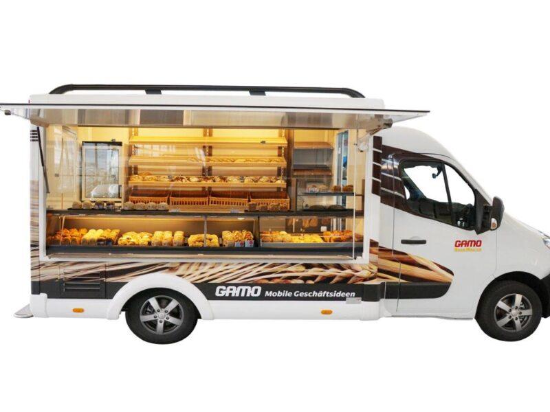 GAMO Back Master 380 bakkers verkoopwagen