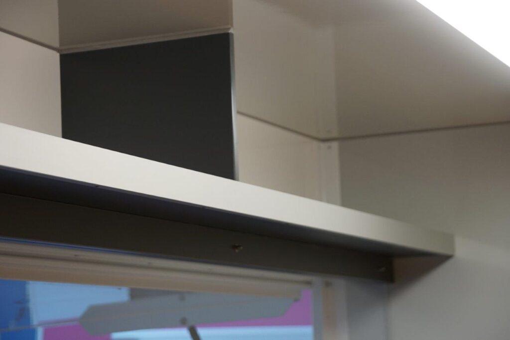 GAMO Back-Trailer 380 opbergruimte boven verkoopklep