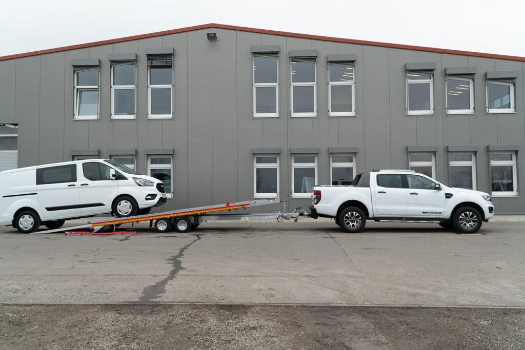 FIT-ZEL Euro bedrijfsauto laden