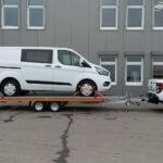 FIT-ZEL Euro bedrijfsauto geladen