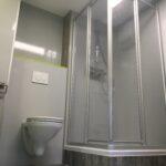 GAMO badkamer aanhangwagen hangend toilet