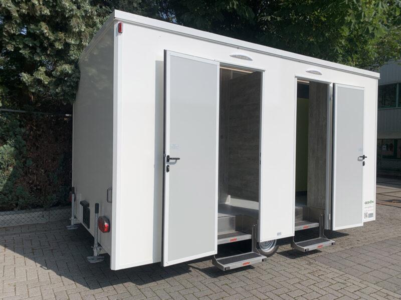 GAMO FTT460 toiletwagen