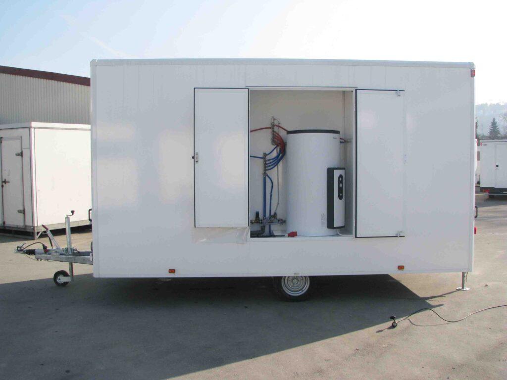 RKBGAMO FTD460 boiler - techniekruimte